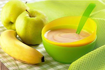Bubur Pisang Apel yang Enak, Sehat, dan Bergizi